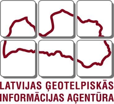 LĢIA logo ar saiti uz Vietvārdu datu bāzi