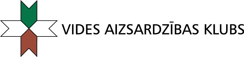 Vides kluba logo ar hipersaiti