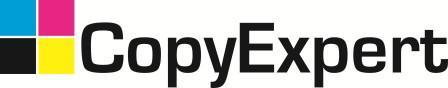 Copy Expert logo ar saiti