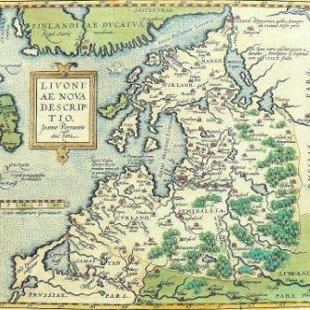 Livonija 1583.g.