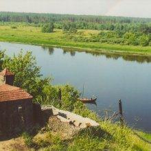Pie VECPILS pilskalna, 17 km pirms Daugauvpils